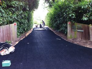 CORE DRIVE - Gravel Stabilisation & Grids For Paths, Drives, Roads