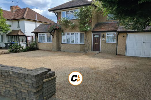 Disabled Access Driveway